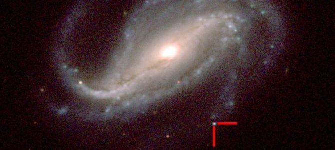 Fenômeno raríssimo é registrado por astrônomo amador