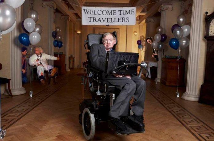 Stephen-Hawking festa