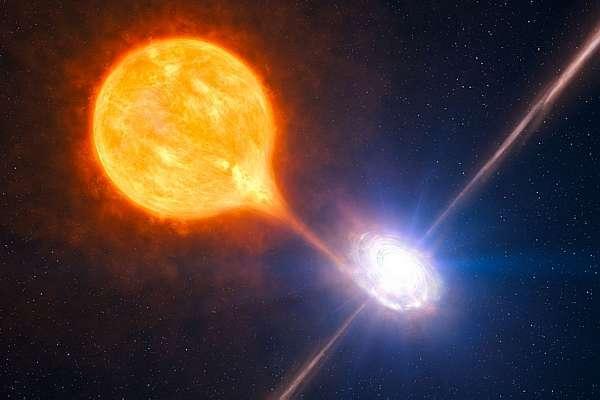 blackholestar