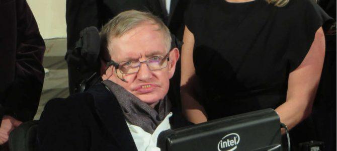 Stephen Hawking pediu para ter essa equação em sua lápide