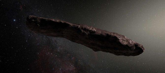 Cientistas encontram a real origem do objeto interestelar