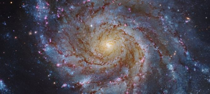 Todas as galáxias no universo compartilham algo surpreendente