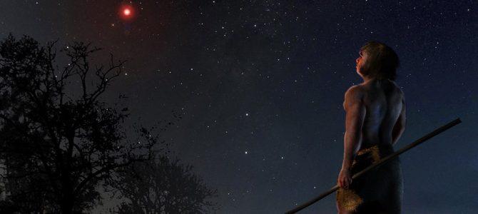 Uma estrela alienígena passou pelo nosso Sistema Solar