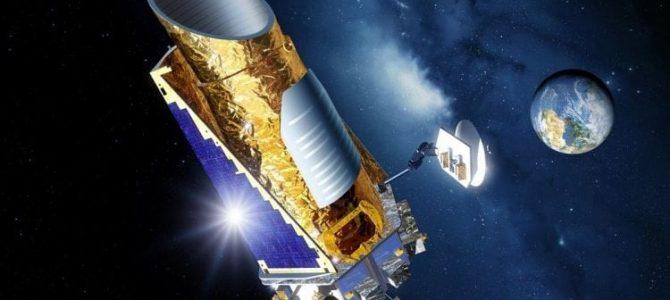 NASA anuncia o fim do Telescópio Espacial Kepler