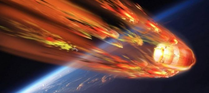 Acompanhe ao vivo os últimos momentos da Estação Espacial Chinesa