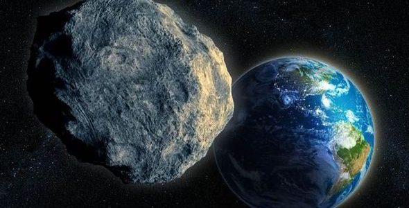 Asteroide do tamanho de um campo de futebol passou raspando a Terra