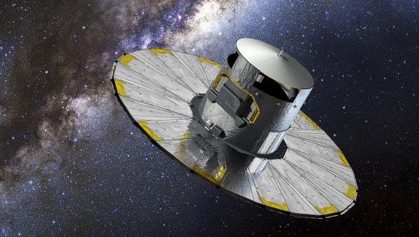 Teleskop-Gaia2