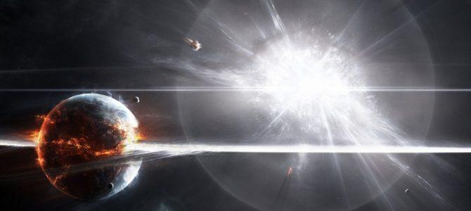 Astrônomos fotografam 72 explosões de fontes misteriosas