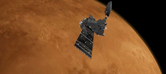 Sonda dirá se existe vida em Marte em alguns meses