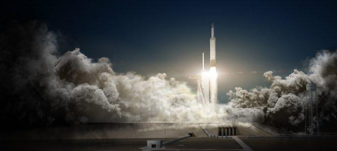 Assista ao vivo mais um laçamento épico da SpaceX