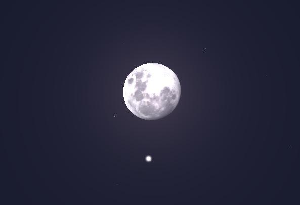 Lua-e-Jupiter-em-conjuncao