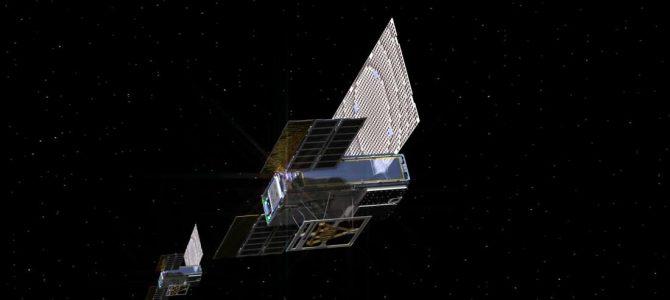 Sonda espacial tira foto da Terra a 1 milhão de quilômetros