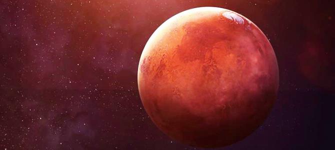 Marte ficará mais próximo da Terra do que nos últimos 15 anos