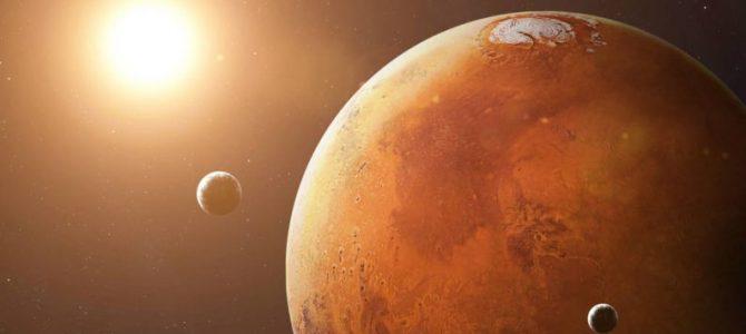 NASA revela grandes evidências de material orgânico em Marte