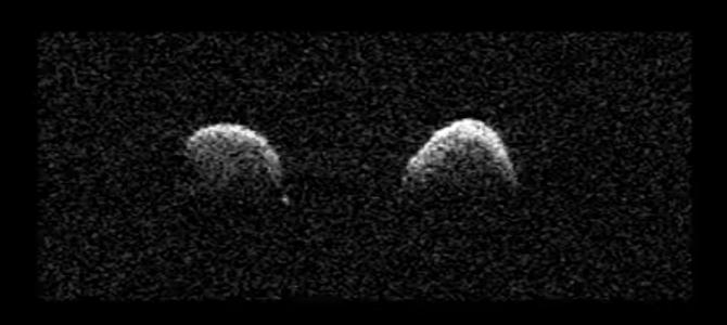 Asteroide raríssimo passou próximo da Terra