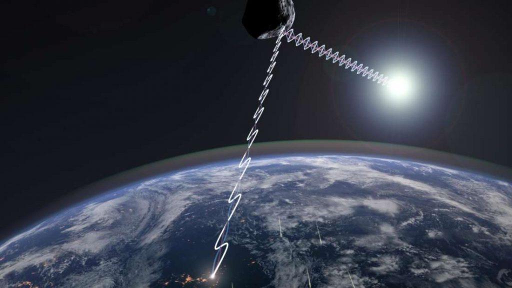 Quando a luz solar é refletida no asteróide Paethon, ela se torna mais polarizada do que qualquer outro asteróide que tenhamos estudado.