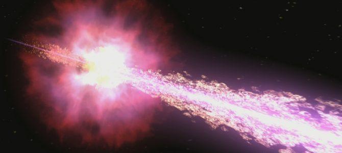 Estrelas distantes estão lançando radiação na Terra