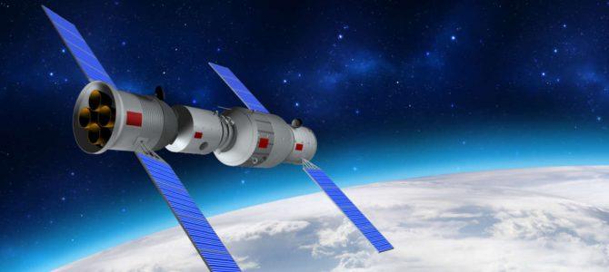 China confirma que outra estação espacial cairá na Terra
