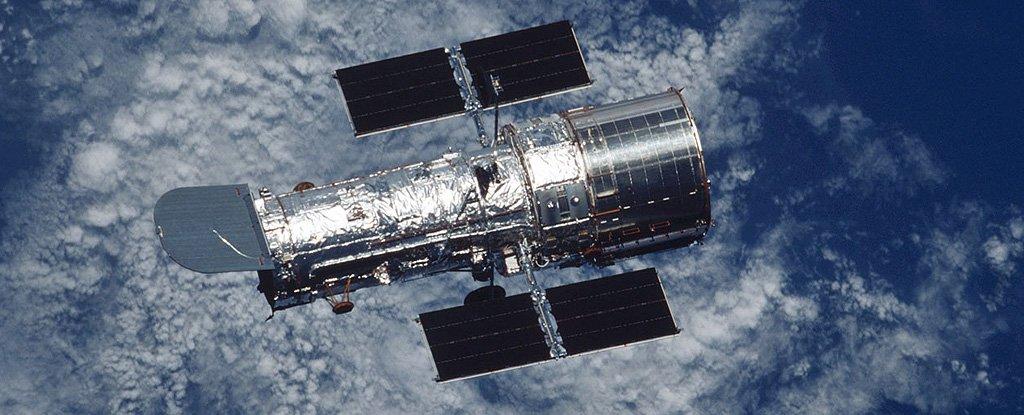 Hubble registra imagem impressionante do espaço profundo