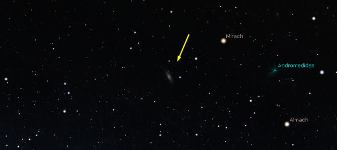Estamos na melhor época para ver a Galáxia de Andrômeda