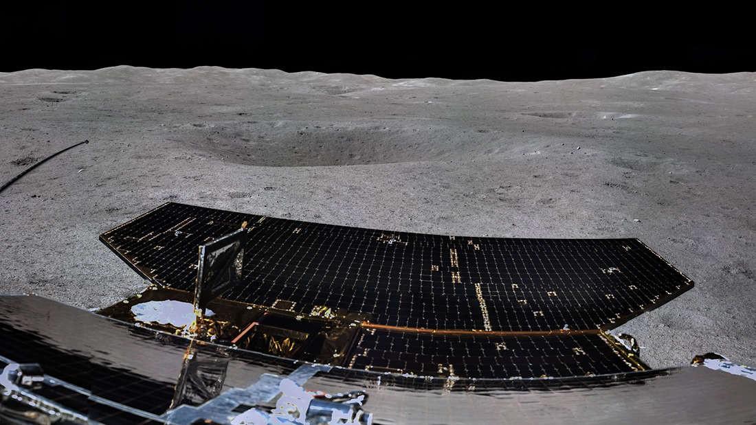 Pela primeira vez na história, China faz planta nascer na Lua